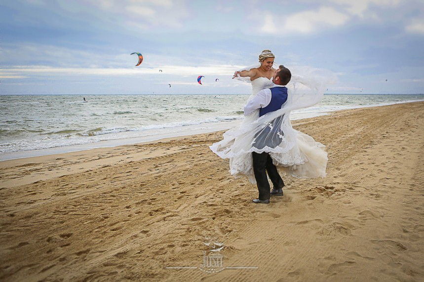 postboda playa isla canela ayamonte huelva fotografia profesional