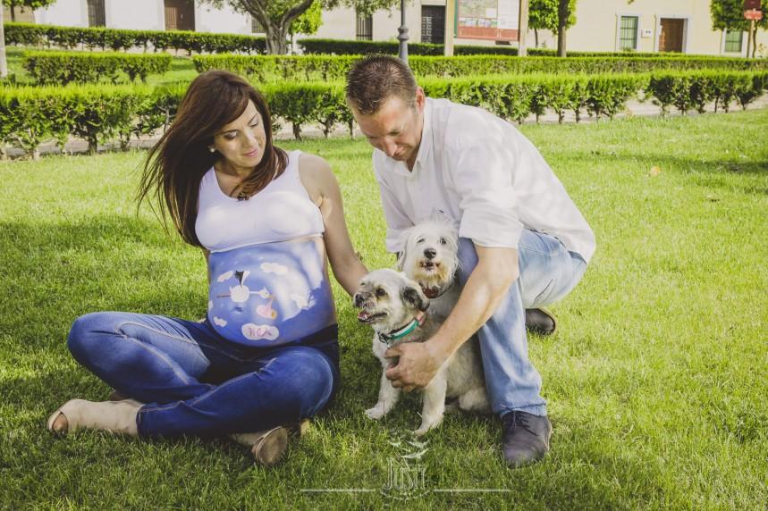 fotografias embarazo reportaje familiar badajoz (6 de 32)
