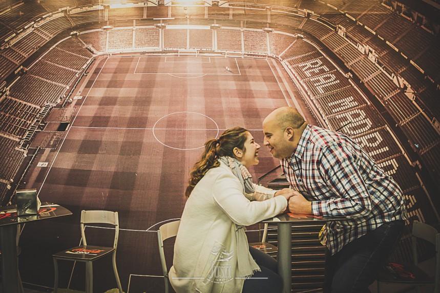 fotografias preboda novios madrid santiago bernabeu futbol (4)