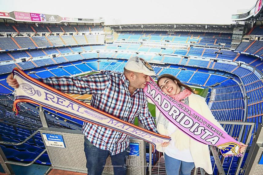 fotografias preboda novios madrid santiago bernabeu futbol (6)