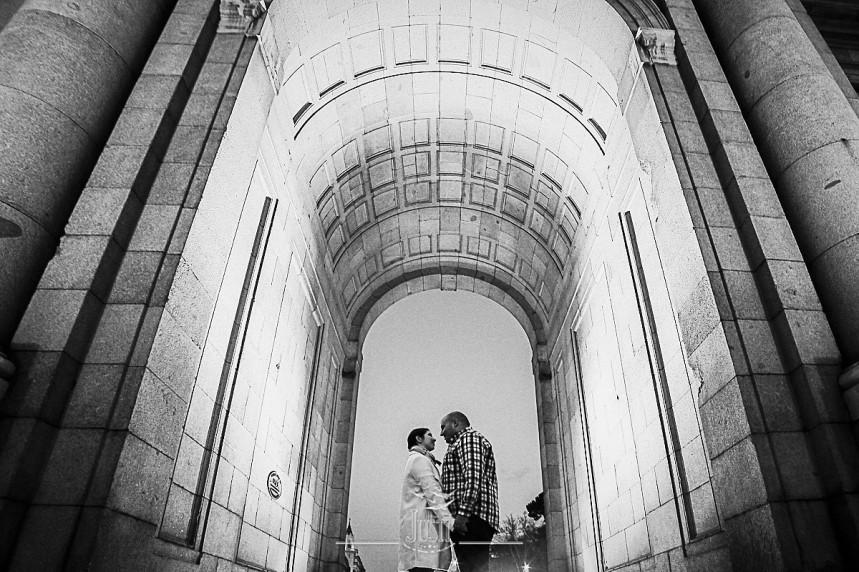 fotos preboda puerta de alcala Madrid (6)