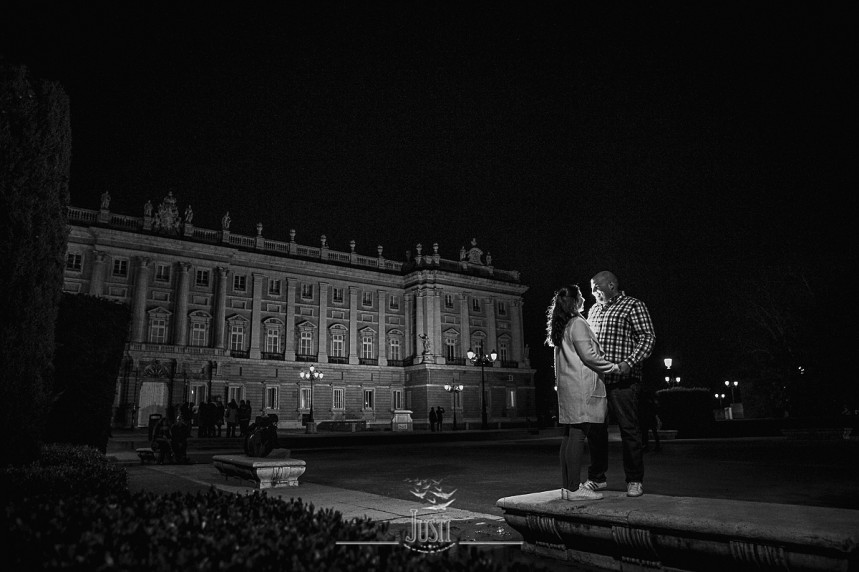 preboda palacio real madrid