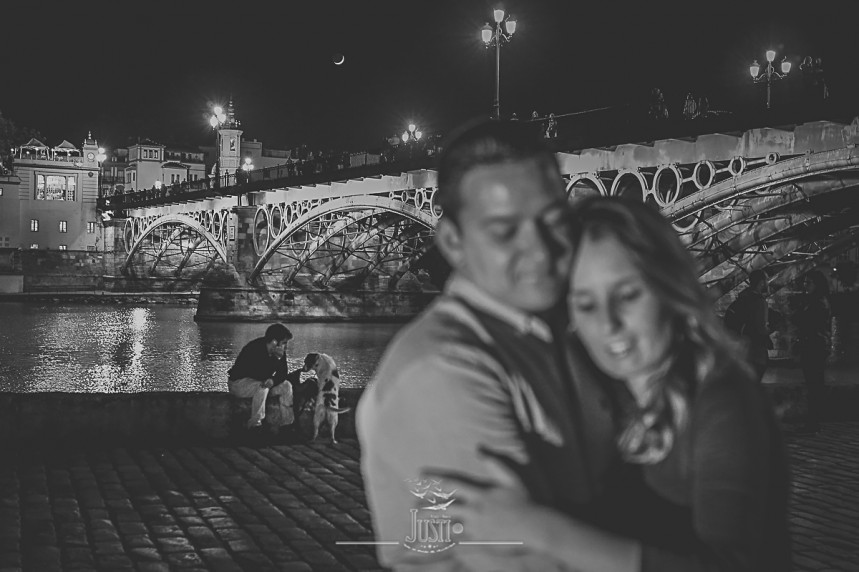 foto sevilla puente triana