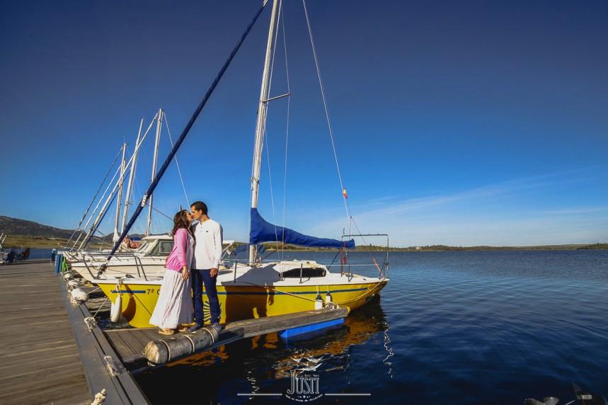 Preboda en playa de orellana - Foto Video Justi - fotógrafos profesionales en Extremadura, Cáceres - Badajoz-15