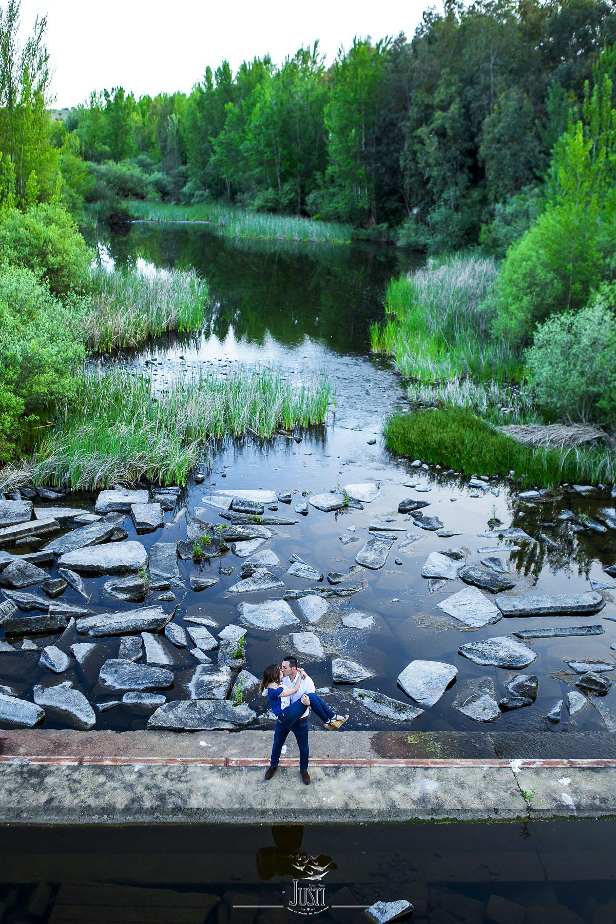 reportaje preboda paisajes de extremadura presa de embalse de orellana la vieja