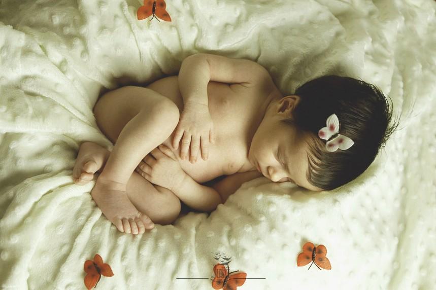 NewBorn 15 dias - Daniela - fotografias profesionales de bebés (2)