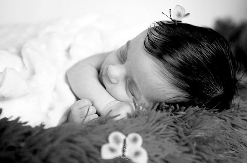 NewBorn 15 dias - Daniela - fotografias profesionales de bebés