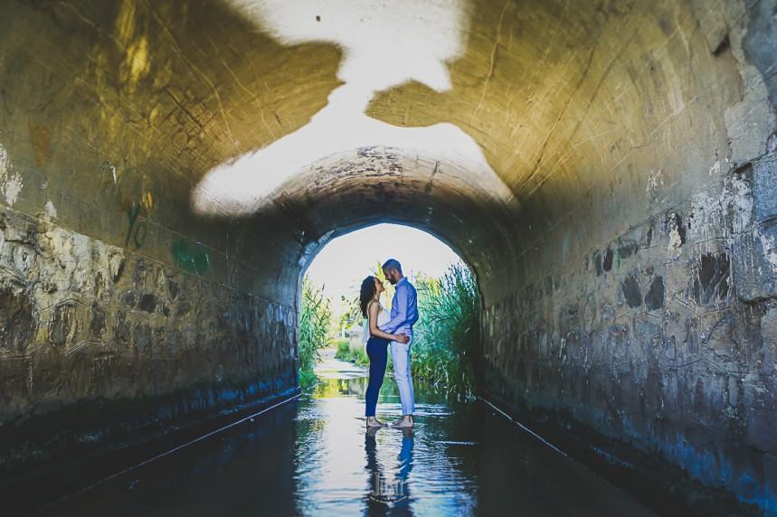 reportaje fotos de pareja preboda en guareña badajoz extremadura