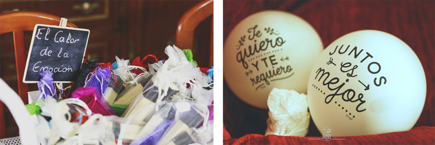 Foto Video Justi - Boda en Don Benito - Ermita Las cruces - Hotel Vegas Altas-5 globitos mr wonderful
