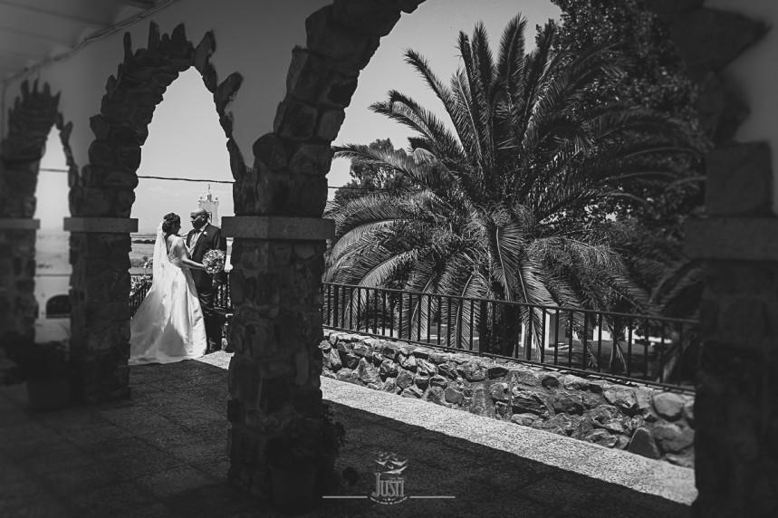 Foto Video Justi - Boda en Don Benito - Ermita Las cruces - Hotel Vegas Altas-59