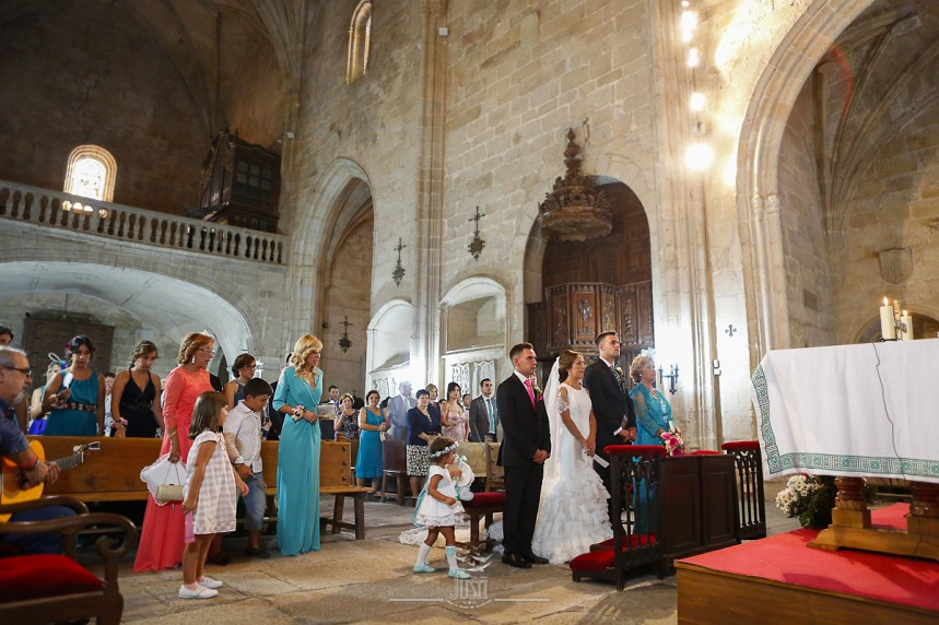 boda parroquia de san mateo en caceres