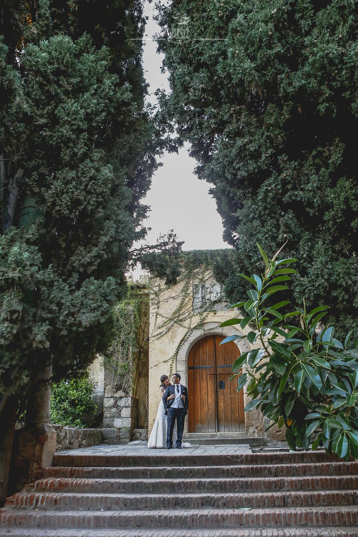 Reportaje boda en badajoz - finca los cañizos - foto video justi (30)