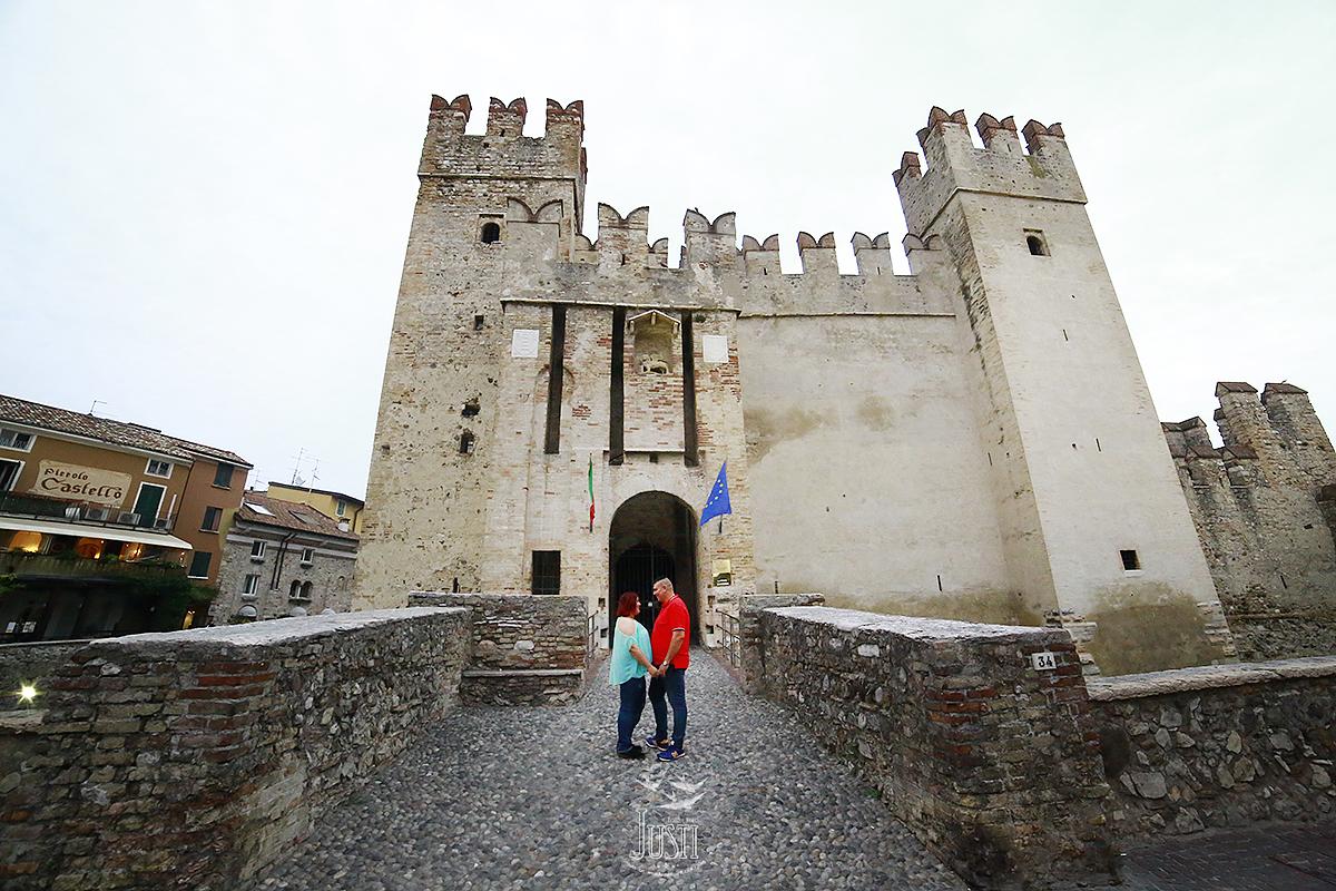 Castello Roca Scaligera Sirmione