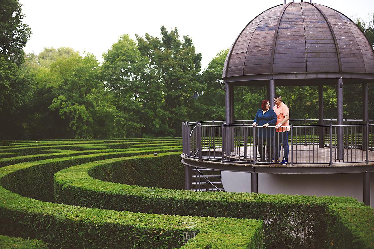 Laberinto jardín - Parco Giardino Sigurtà
