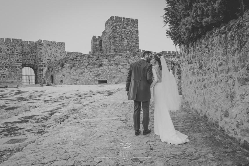 Carlos y Raquel Boda en Trujillo - Dehesa de la Torrecilla - Foto Video Justi-44
